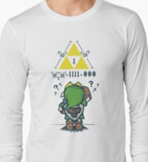 A Link to the Math Long Sleeve T-Shirt