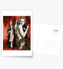 Ingrid Pitt Postcards