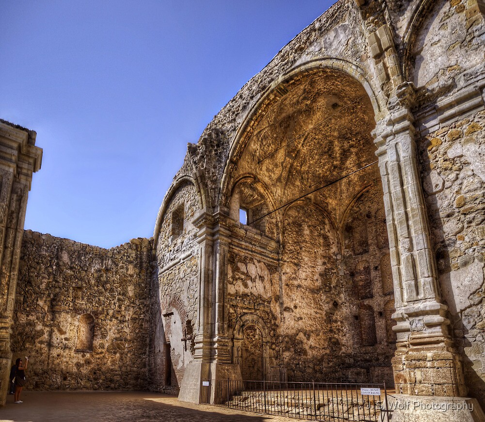Great Stone Church by jswolfphoto