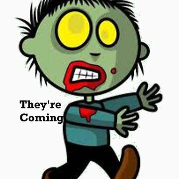 Zombie Apocalypse by questionmark123