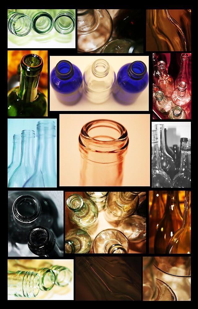 Mood Bottles by Allison  Flores
