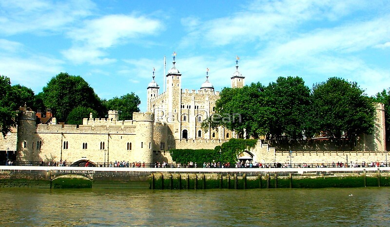 The Tower of London by Paul Dean