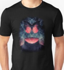 Beautiful Symmetry Surreal Butterfly Unisex T-Shirt