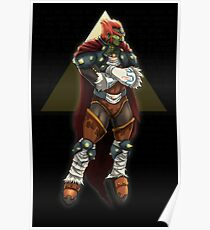 Ganondorf, The King of Gerudo Thieves Poster