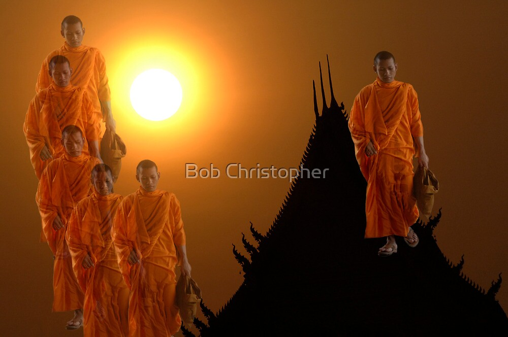 Path To Enlightenment by Bob Christopher