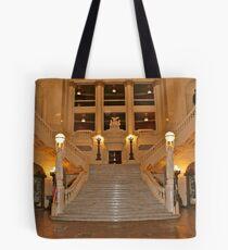 Pennsylvania State Capitol Rotuna Tote Bag