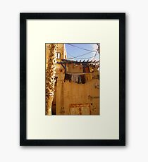 The Afternoon Sun Framed Print