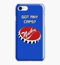 Got Any Caps? iPhone Case/Skin