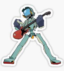 FLCL Music Band Sticker