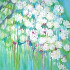 Spring Trees by Susan Duffey