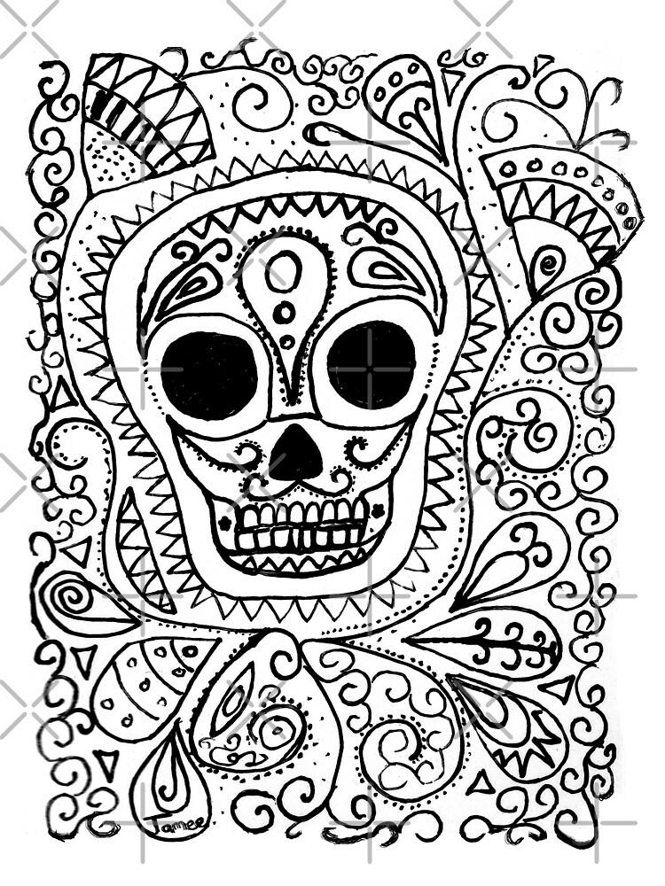 Skull by mystikel