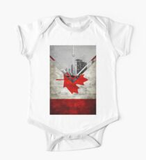 Flags - Canada One Piece - Short Sleeve