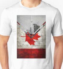 Flags - Canada Unisex T-Shirt