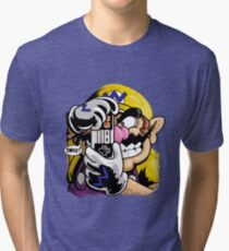 THE KILLING WARIO Tri-blend T-Shirt