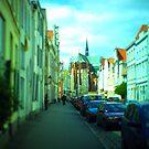 NeinGrenze - City by OLIVER W