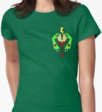 Zombie Massage Women's Fitted T-Shirt