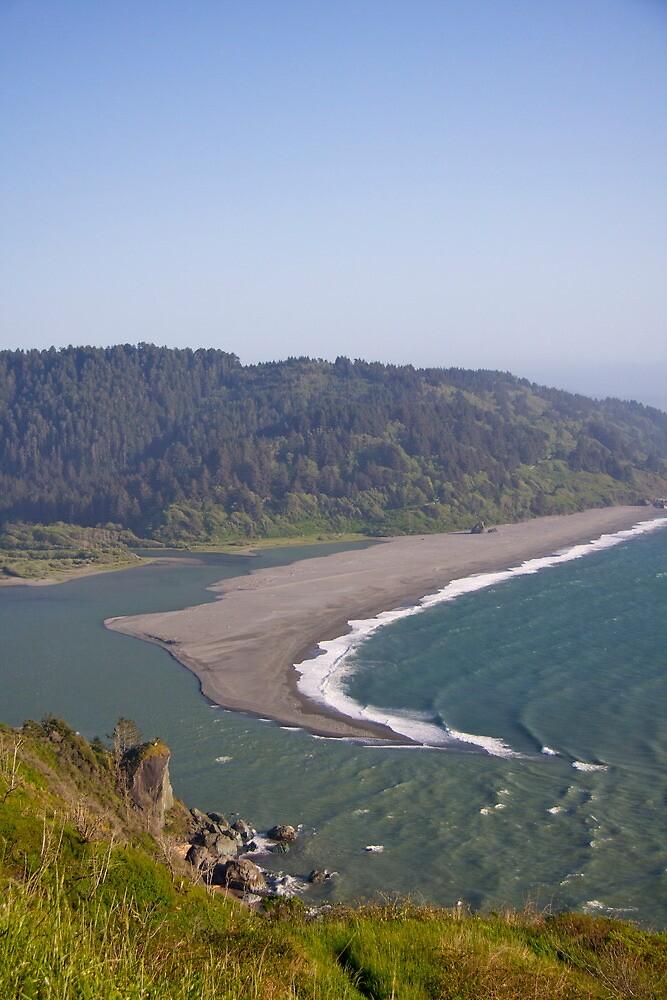 Coastal Trail North, CA by Karlim