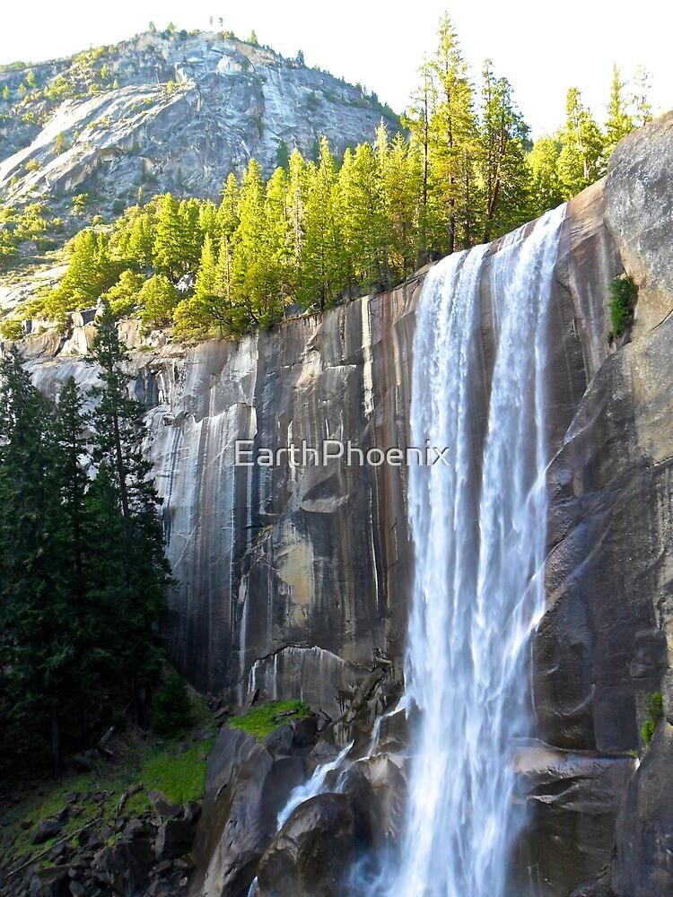 Vernal Falls 2 by EarthPhoenix