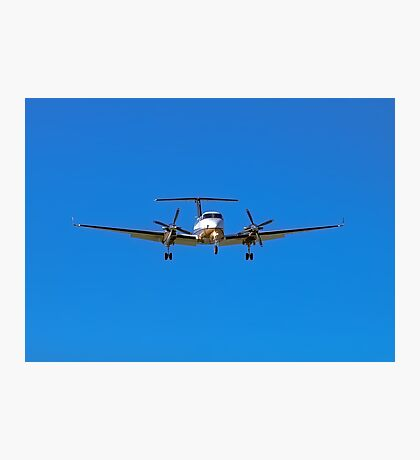 Beechcraft Super King Air 350 Photographic Print