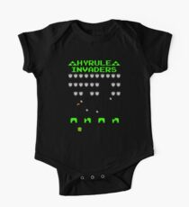 Hyrule Invaders One Piece - Short Sleeve