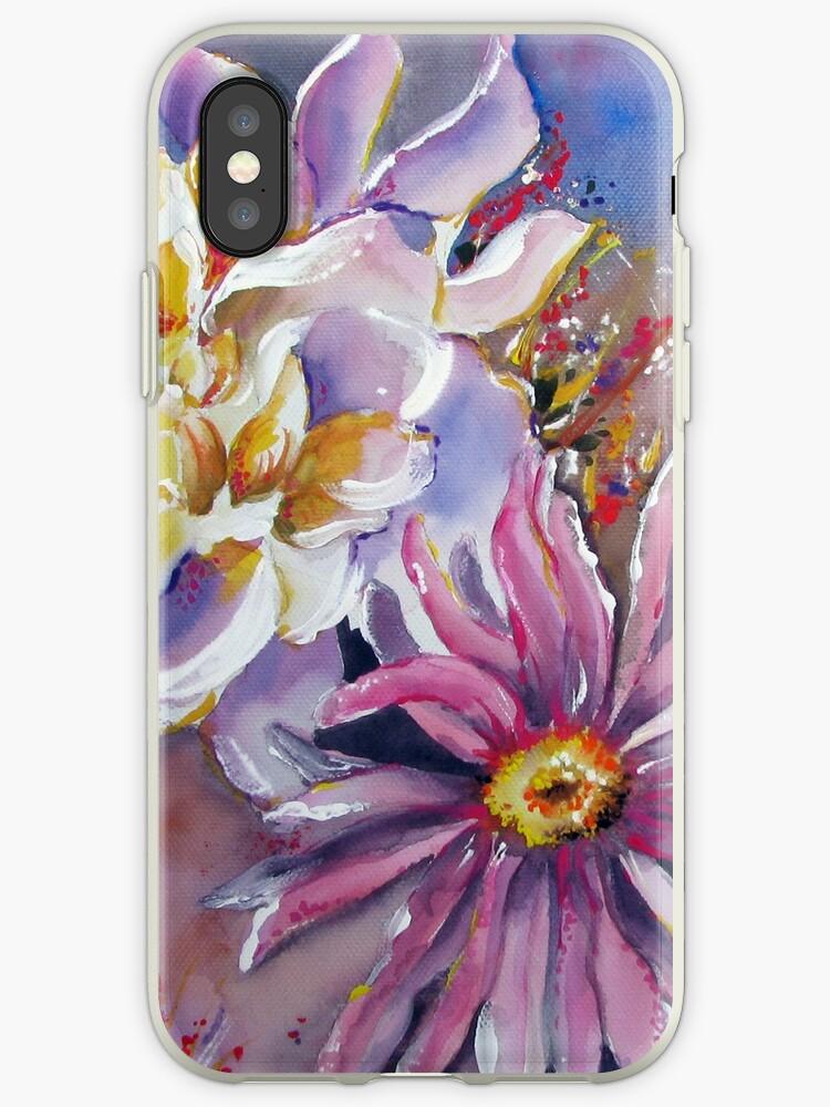 Flower Garden by Katie  Fomina