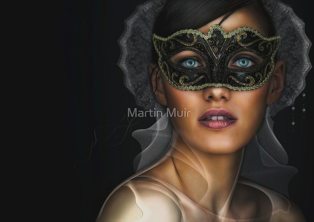 Masquerade by Martin Muir