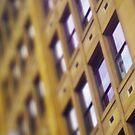 Diagonal Frame I by hinting