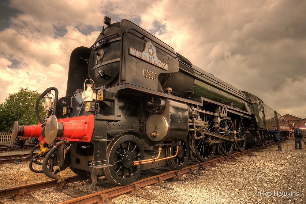Tornado at York Railfest by Rob Hawkins