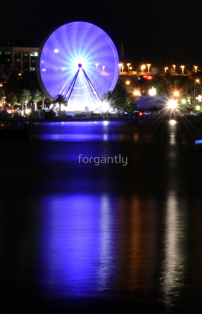 Geelong Waterfront Wheel by forgantly