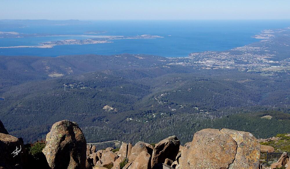 Mount Wellington, Tasmania by Traffordphotos