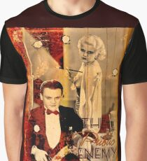 The Gangster's Blonde Girl Graphic T-Shirt