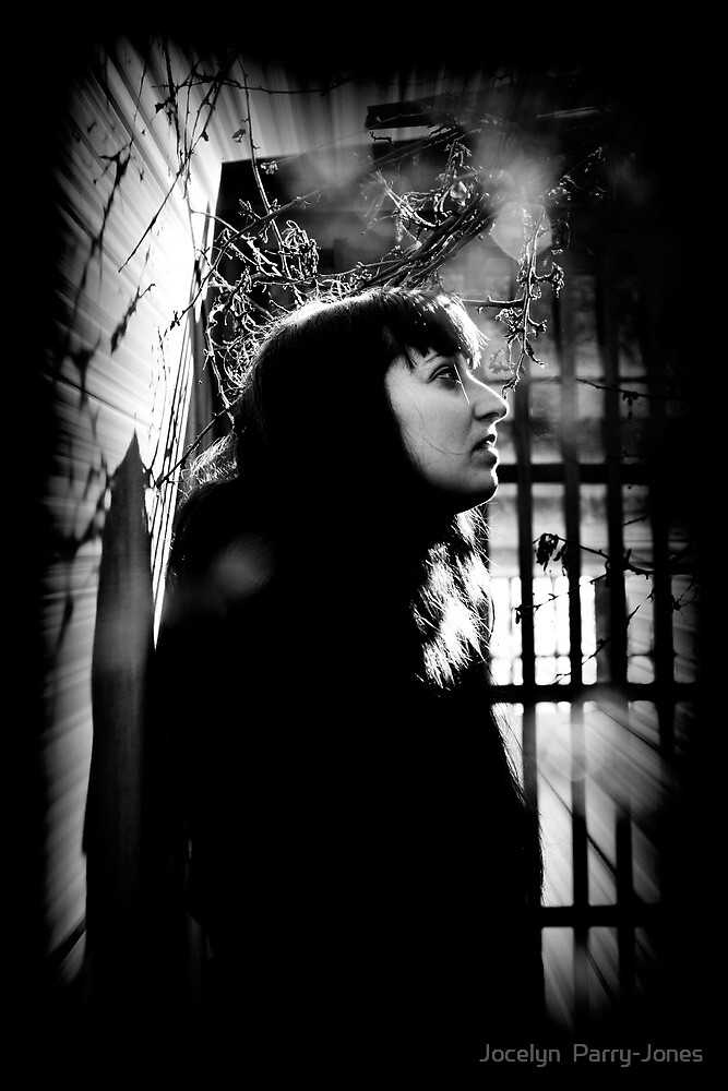Seeing the light by Jocelyn  Parry-Jones