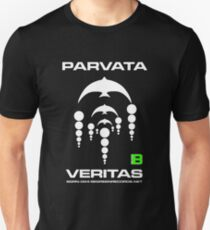 Parvata - Veritas Merch (Crop Circle Jellyfish 11) Unisex T-Shirt