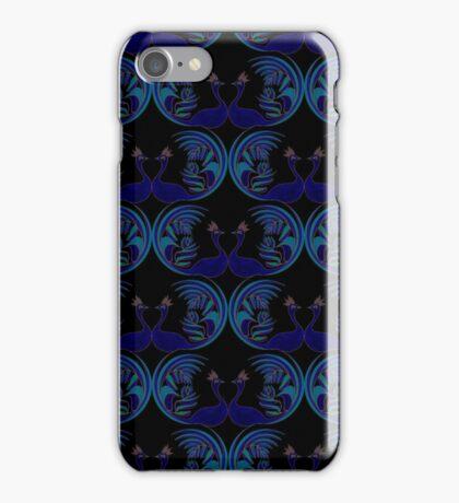 Leafbird at Night iPhone Case/Skin