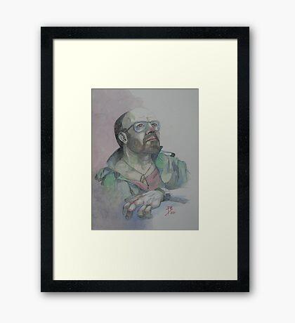 Self-Portrait 2005 Framed Print