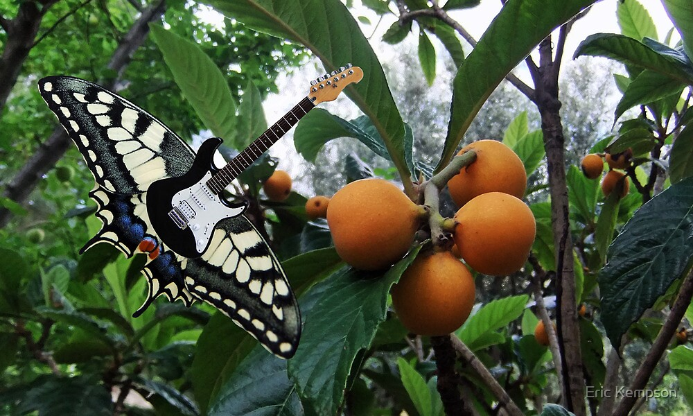 Tutti Frutti by Eric Kempson