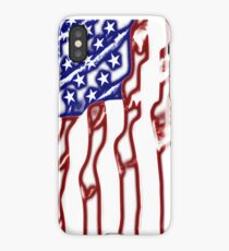 American Flag - USA iPhone Case/Skin