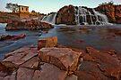 Big Sioux River Falls by Dan Mihai