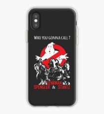 Who you gonna call ? iPhone Case