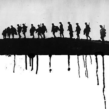 War à mort by Bollywoodsikks