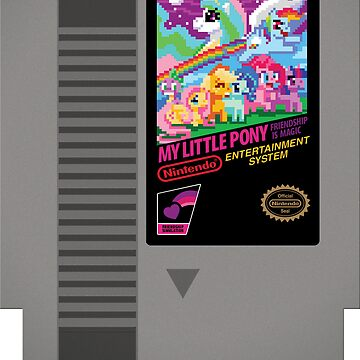 MLP Retro Cart by misskari