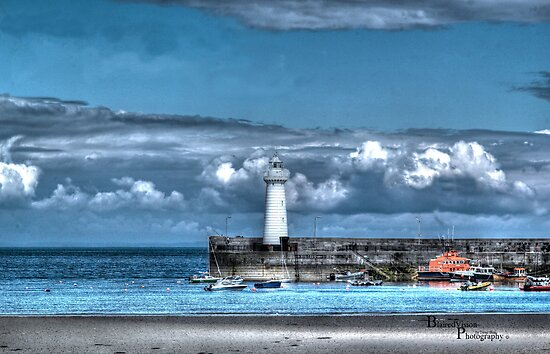 Donaghadee Lighthouse by BlairedVision
