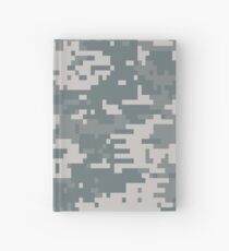 Digital Camouflage Hardcover Journal