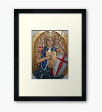 St Michael the Archangel Framed Print