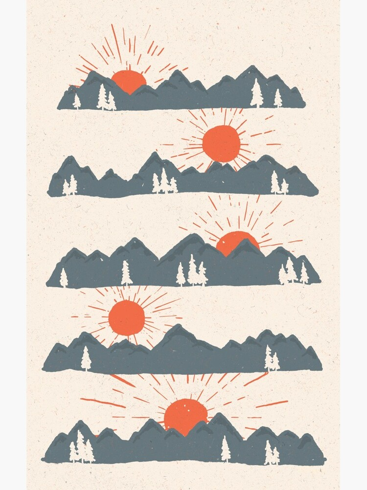 Sunrises...Sunsets... by ndtank