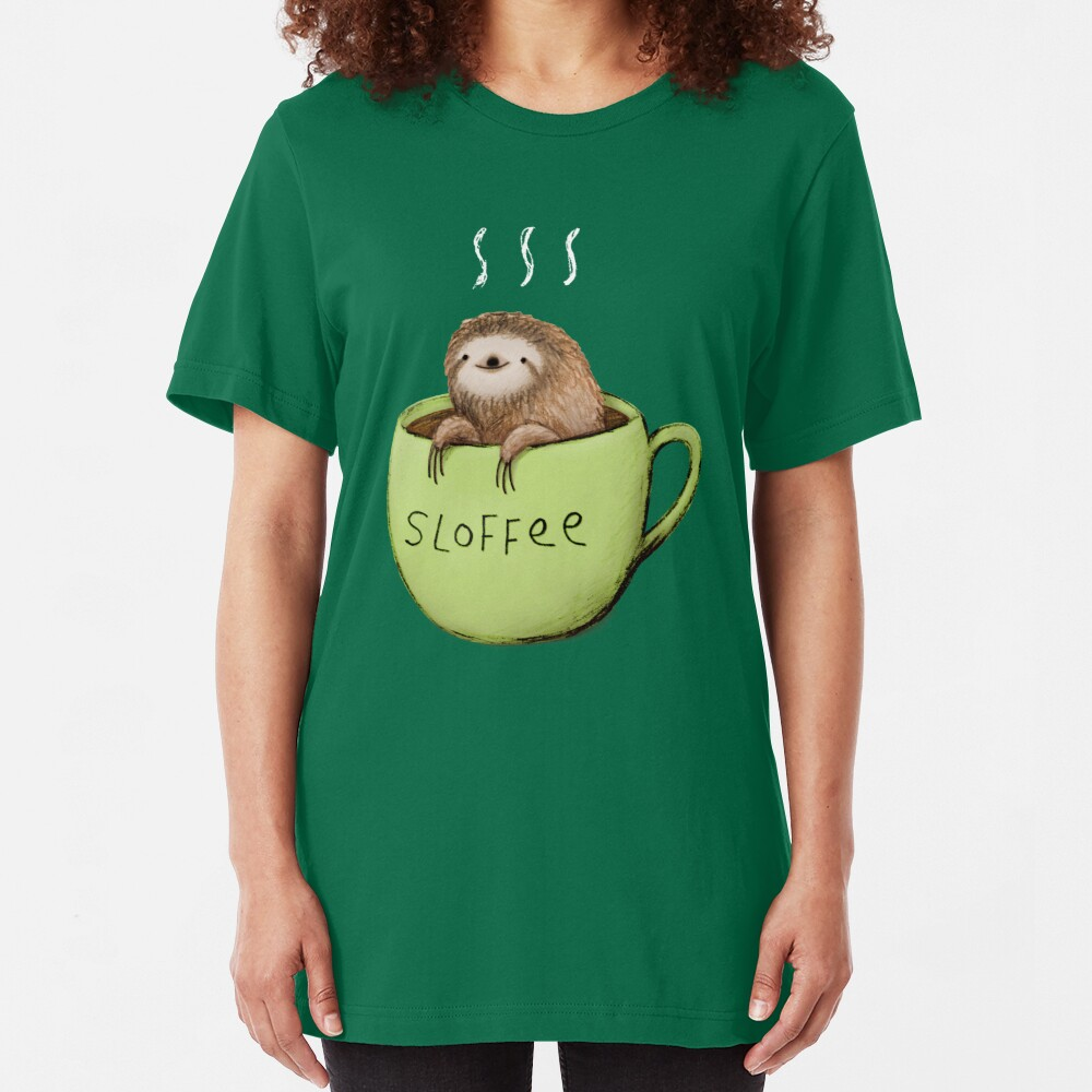 Sloffee Slim Fit T-Shirt