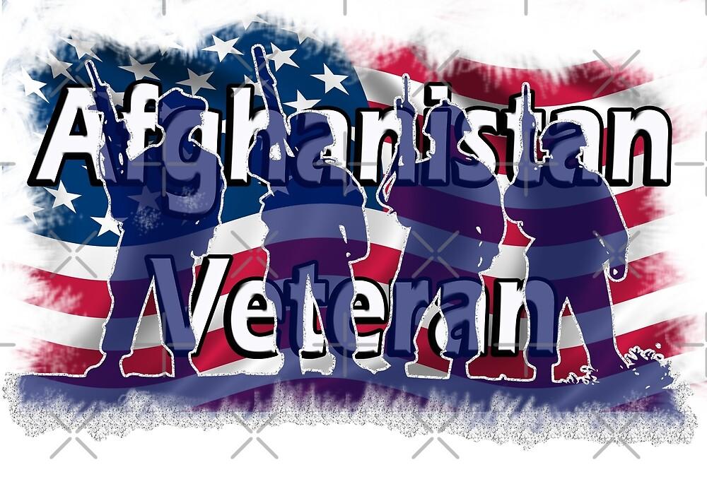 Afghanistan Veteran  by Buckwhite