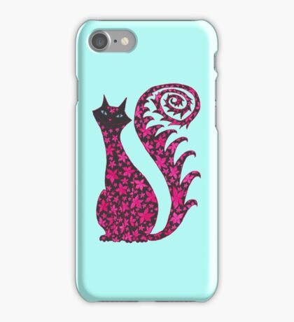 Birthday Cat  iPhone Case/Skin