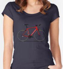 Specialized Race Bike Women's Fitted Scoop T-Shirt