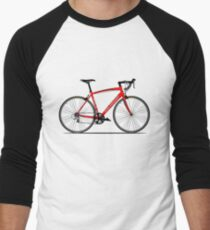 Specialized Race Bike Men's Baseball ¾ T-Shirt